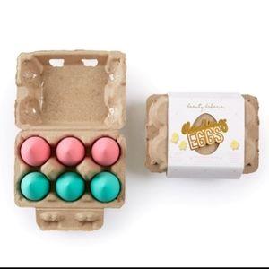 beauty bakerie blending eggs sponges blue & pink